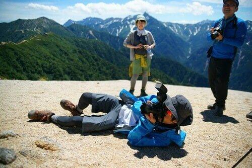 山とカメラ